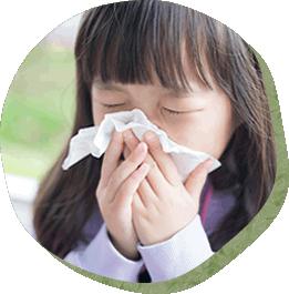 子どものアレルギーが心配