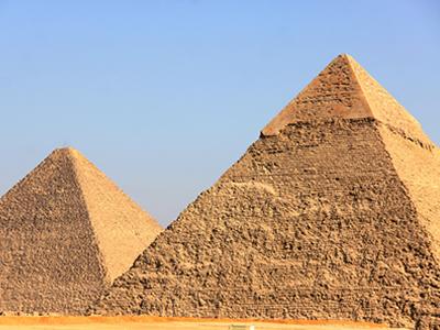 起源はエジプトのピラミッドの壁